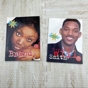 90s Y2K Scene Books Brandy Will Smith 1999